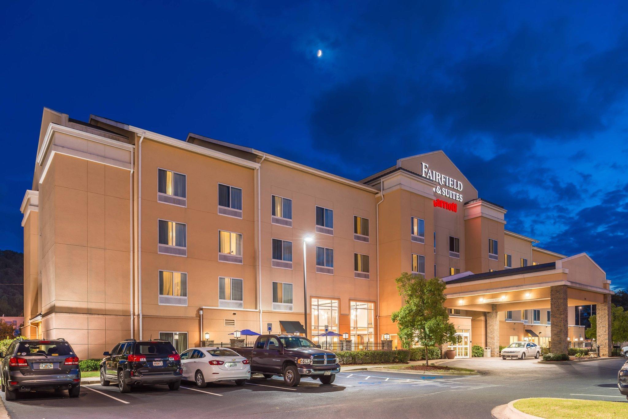 Fairfield Inn And Suites Birmingham Pelham I 65