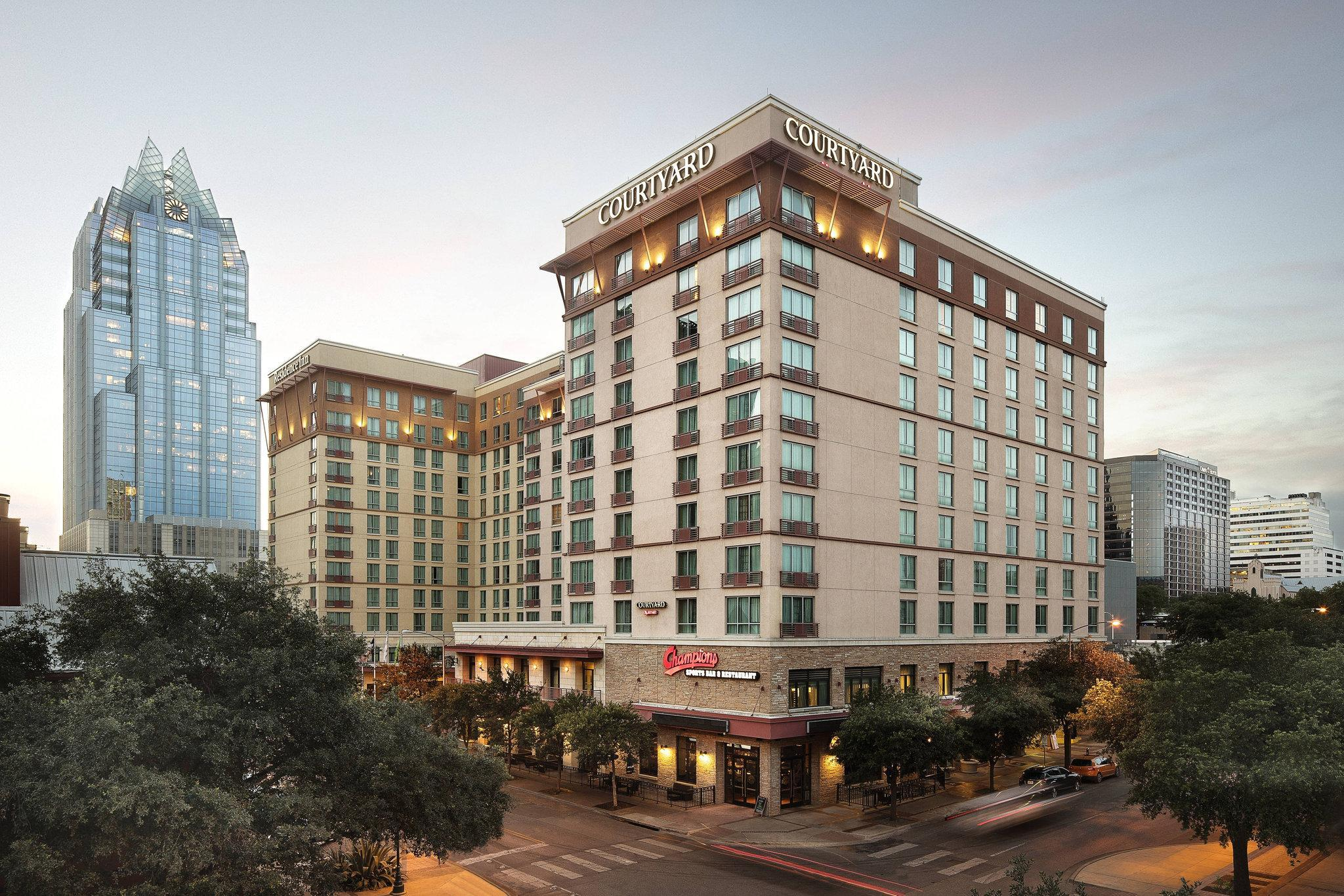 Residence Inn Austin Downtown Convention Center
