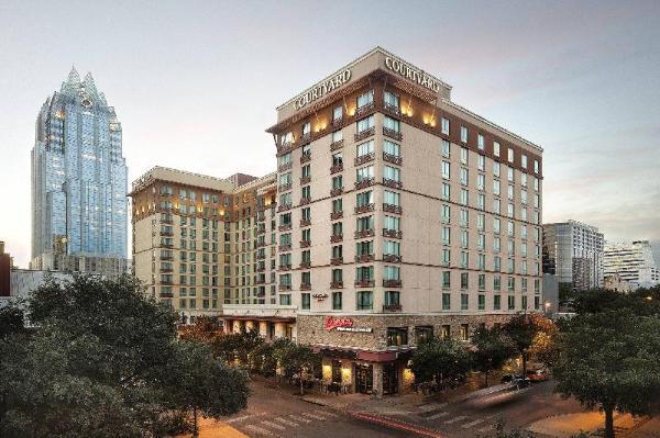 Residence Inn Austin Downtown/Convention Center Austin