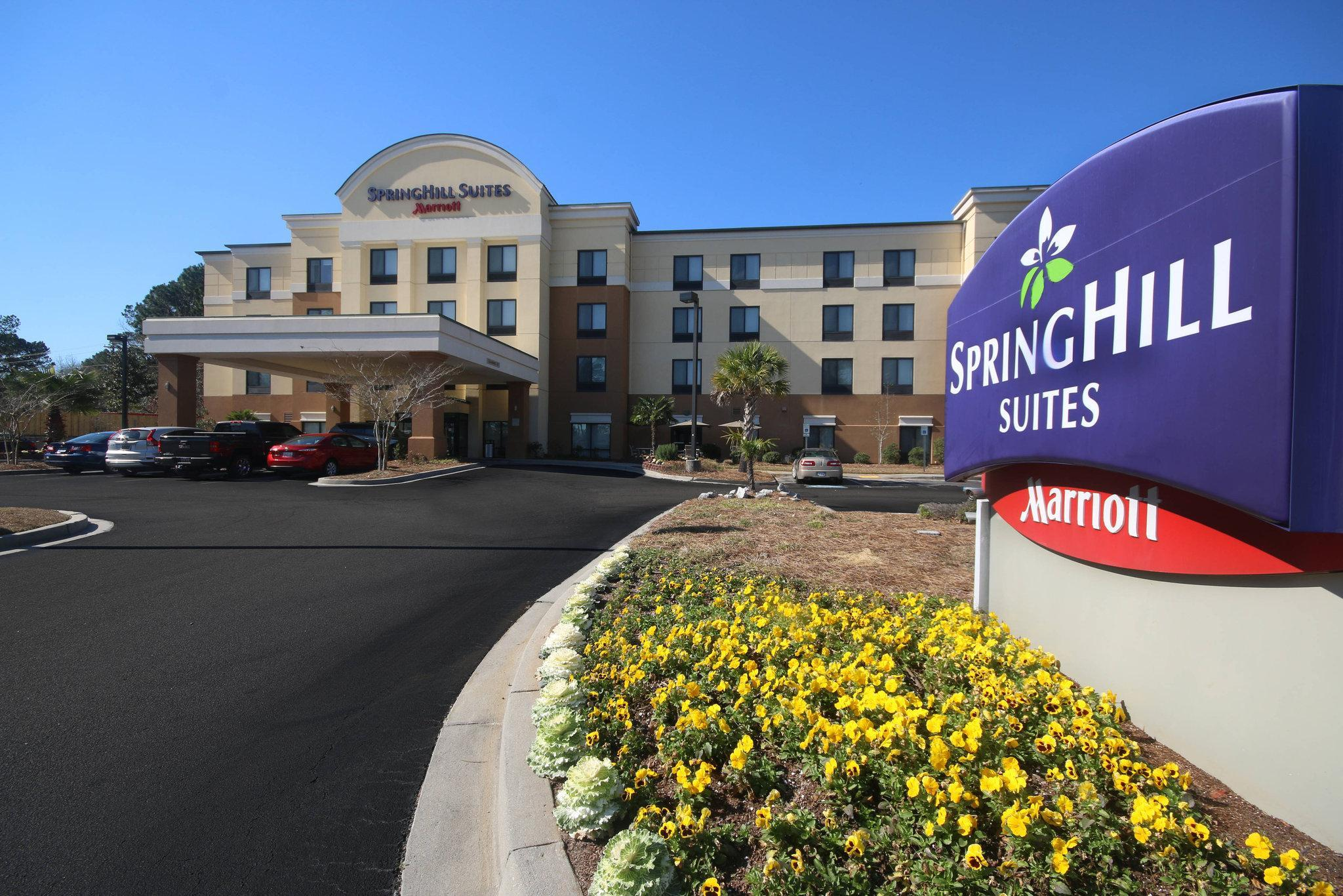 SpringHill Suites Charleston North Ashley Phosphate