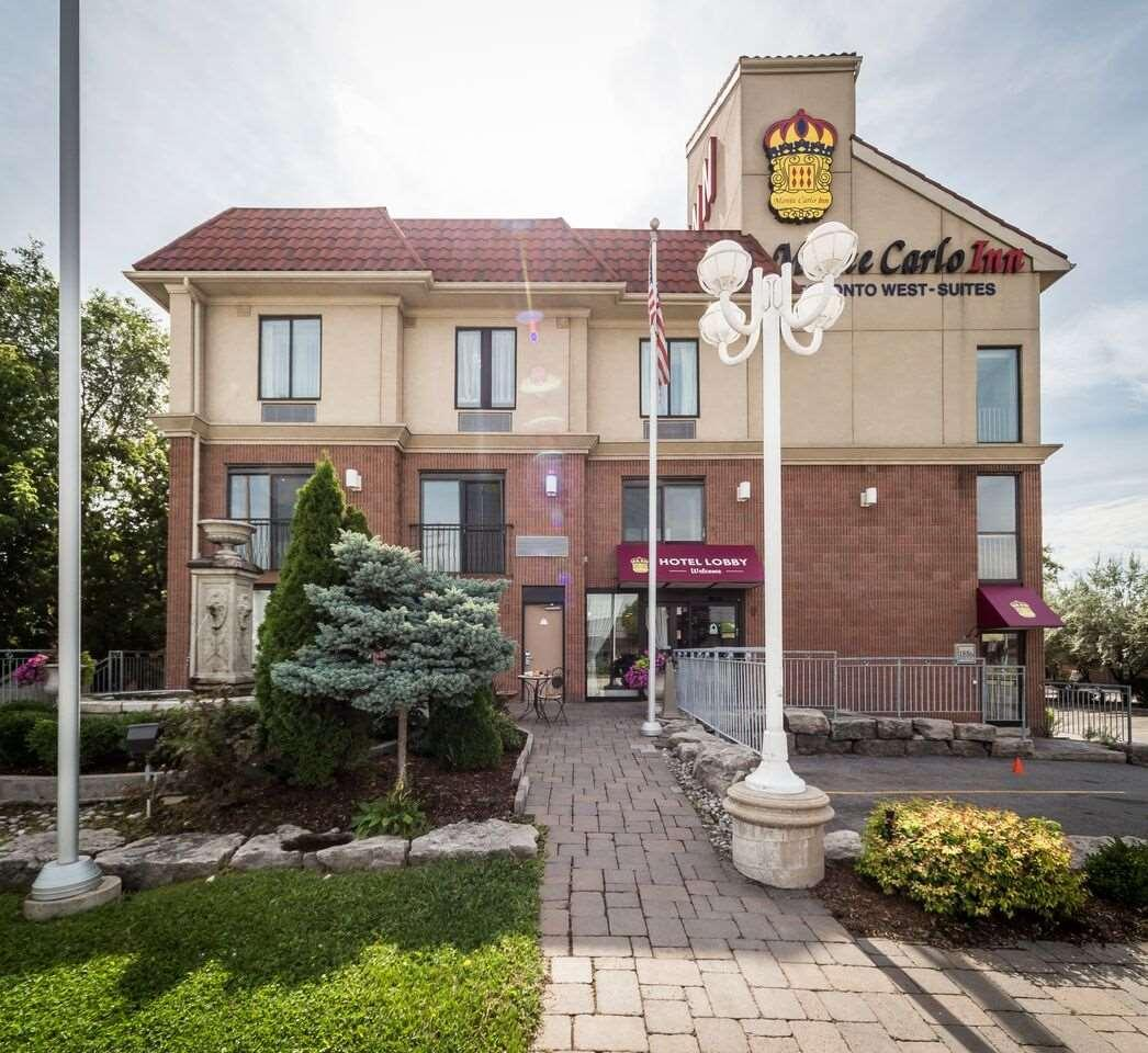 Monte Carlo Inn Toronto West Suites
