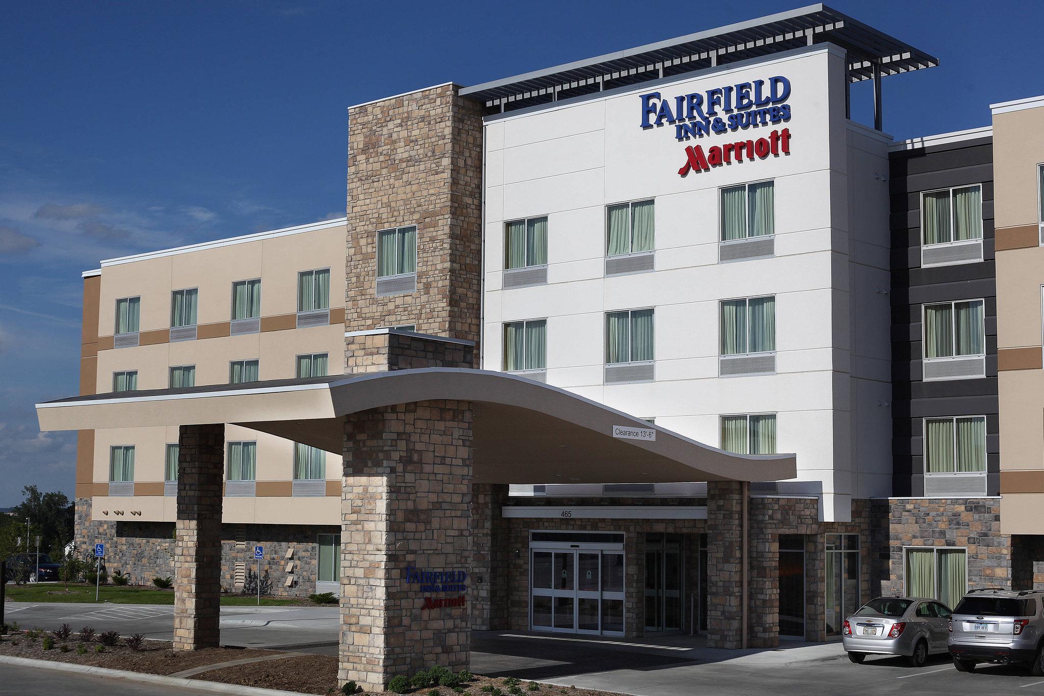 Fairfield Inn And Suites Omaha Papillion