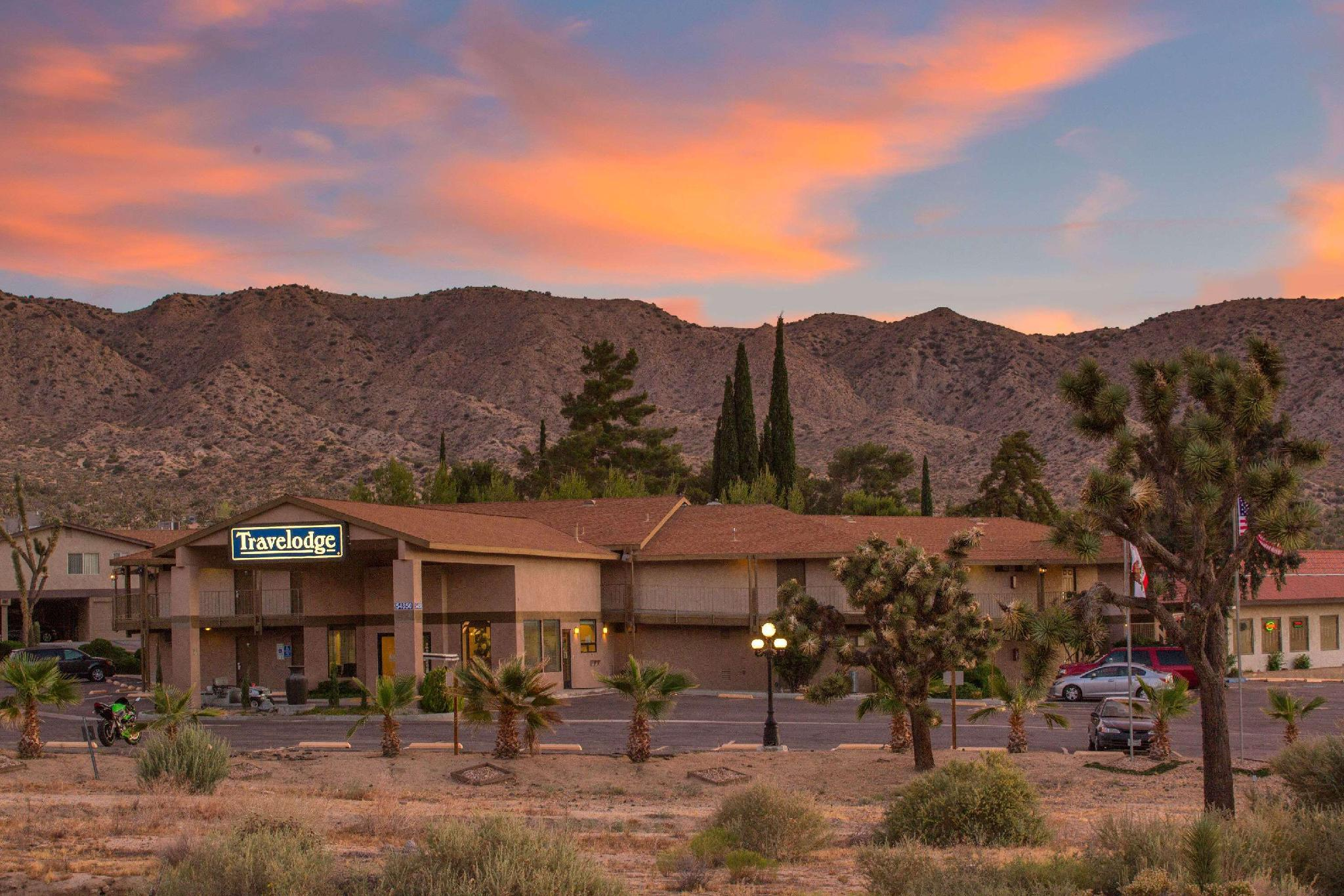 Travelodge Inn And Suites By Wyndham Yucca Valley Joshua Tree