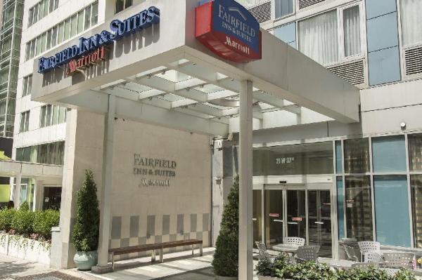 Fairfield Inn & Suites New York Manhattan Fifth Avenue New York