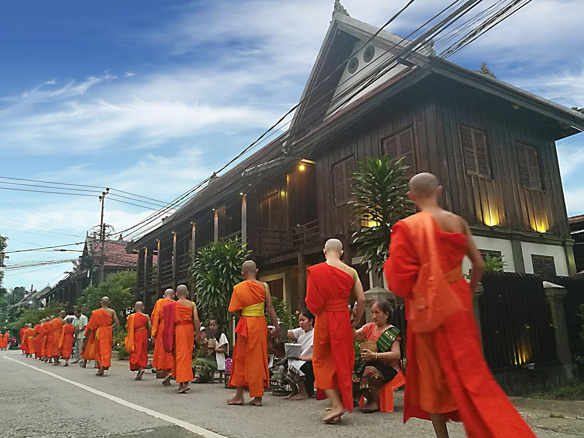 Ancient Luang Prabang Hotel  Ban Phonheuang