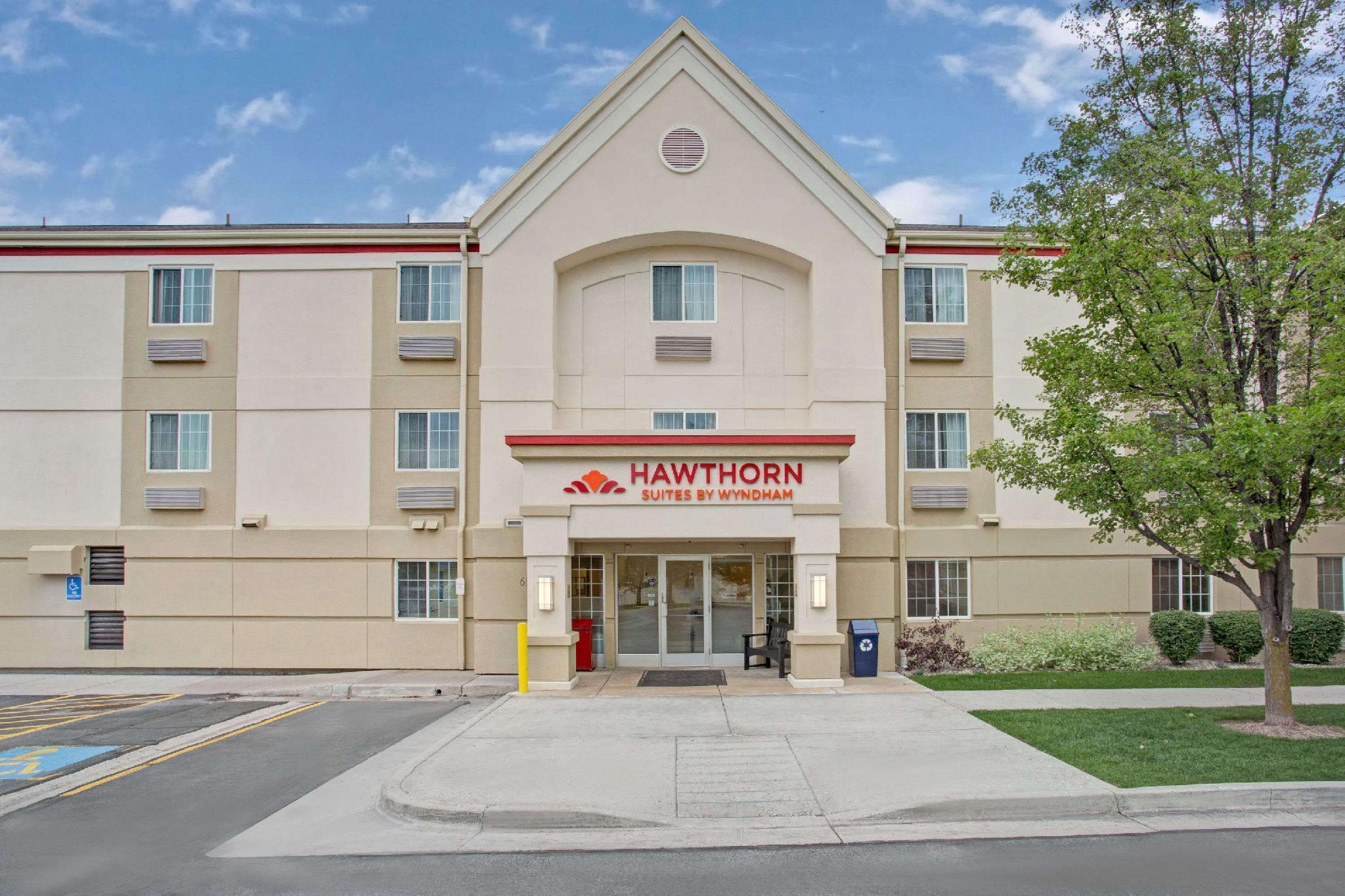 Hawthorn Suites By Wyndham Salt Lake City Fort Union