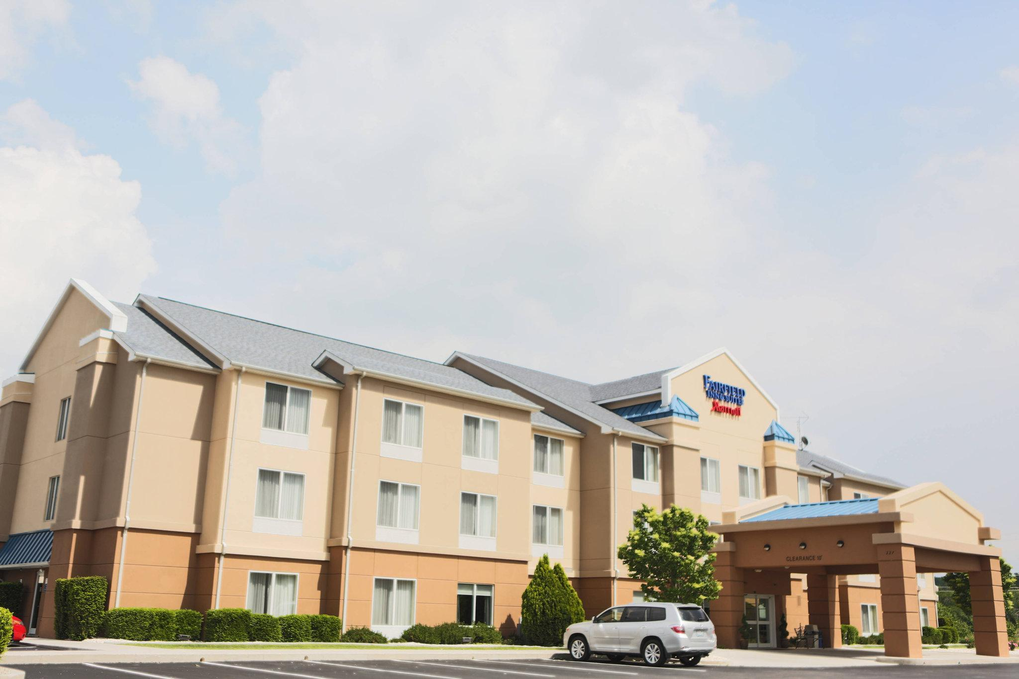 Fairfield Inn And Suites Lexington Berea
