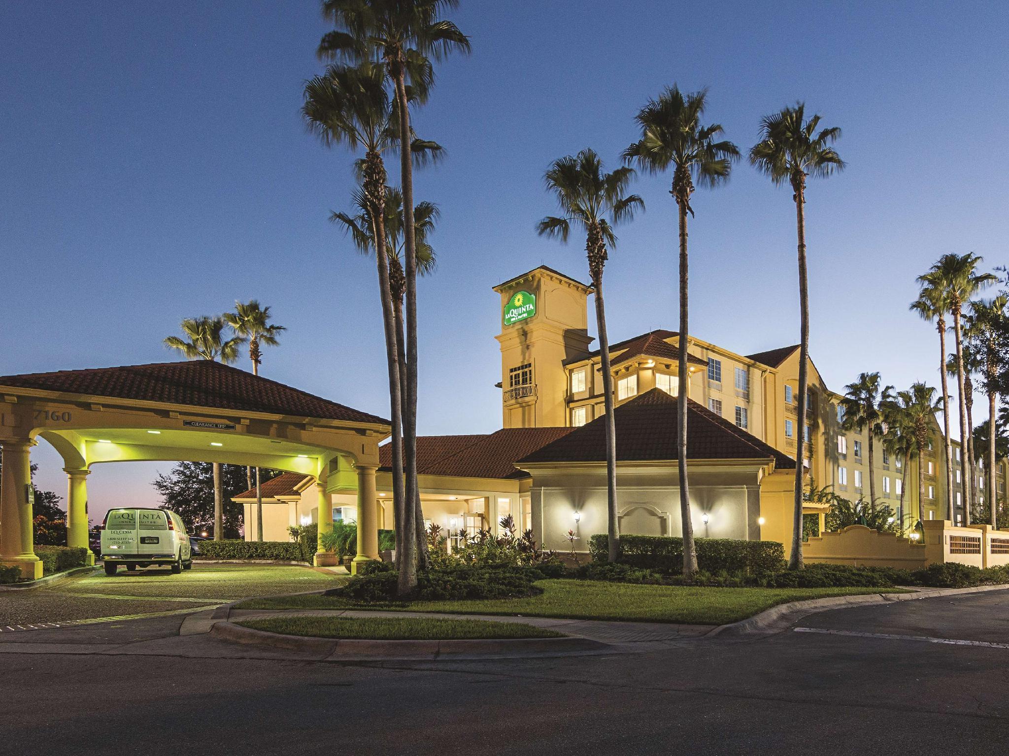 La Quinta Inn And Suites By Wyndham Orlando Airport North