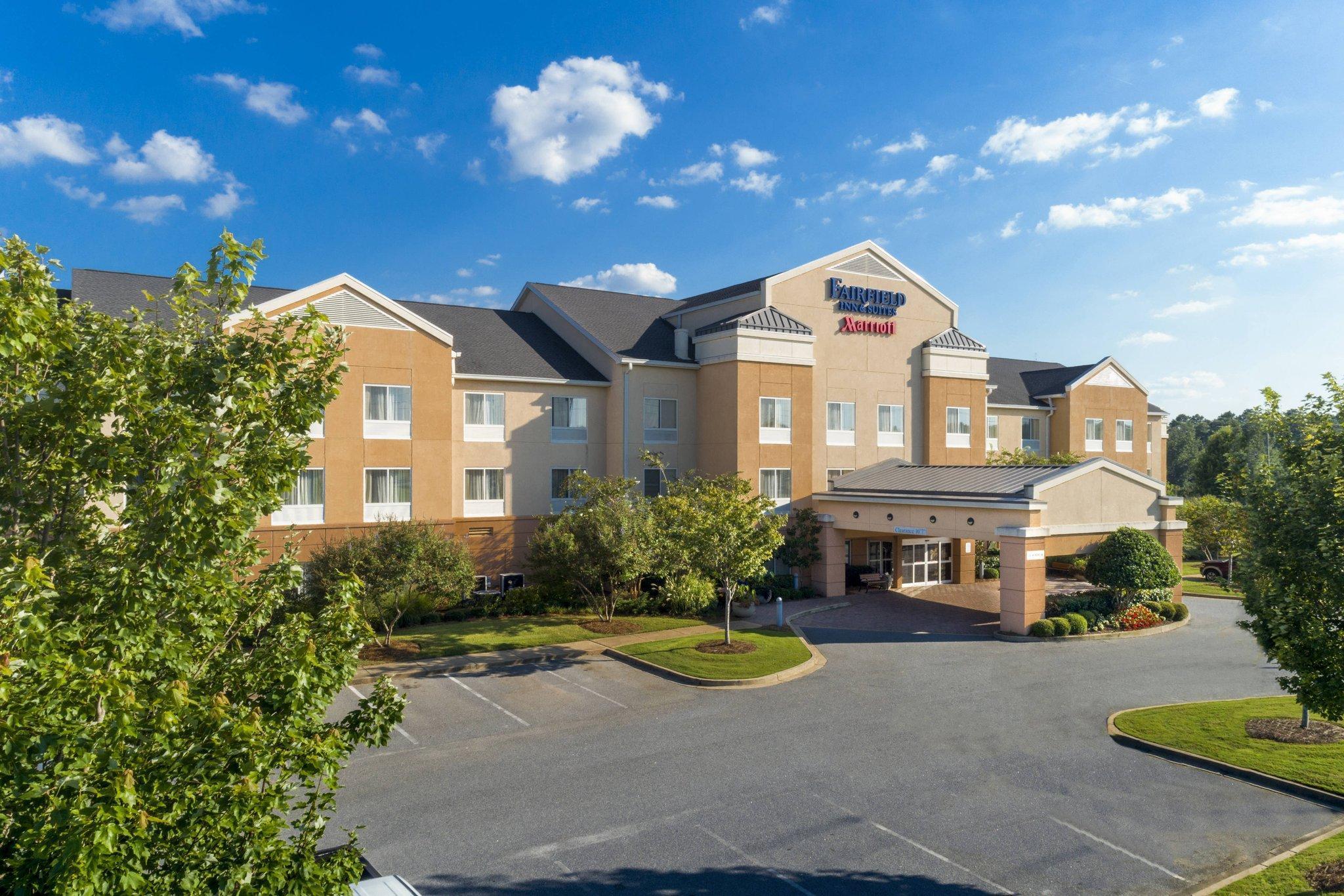 Fairfield Inn And Suites Auburn Opelika