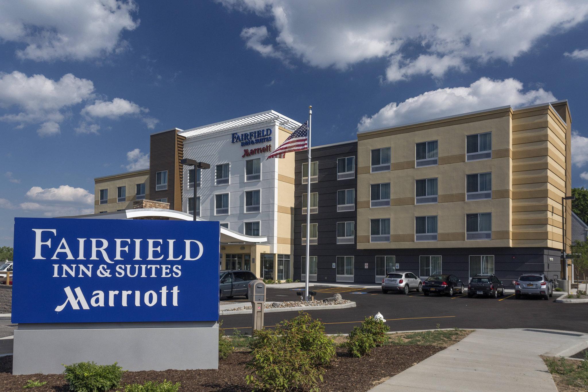 Fairfield Inn And Suites Geneva Finger Lakes