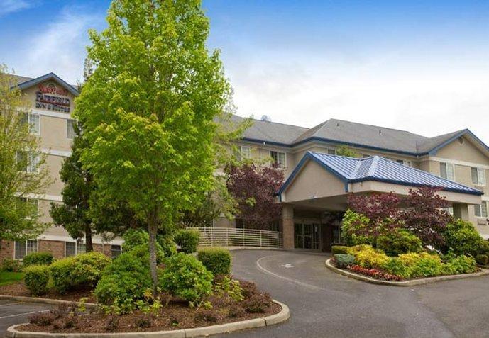 Fairfield Inn And Suites Portland West Beaverton