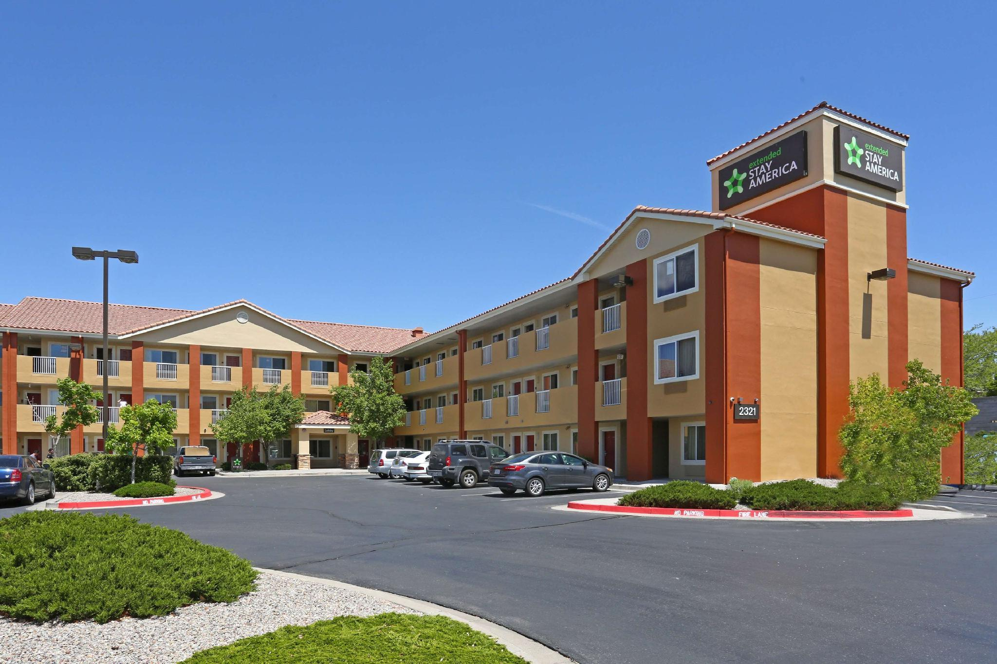 Extended Stay America Albuquerque Airport
