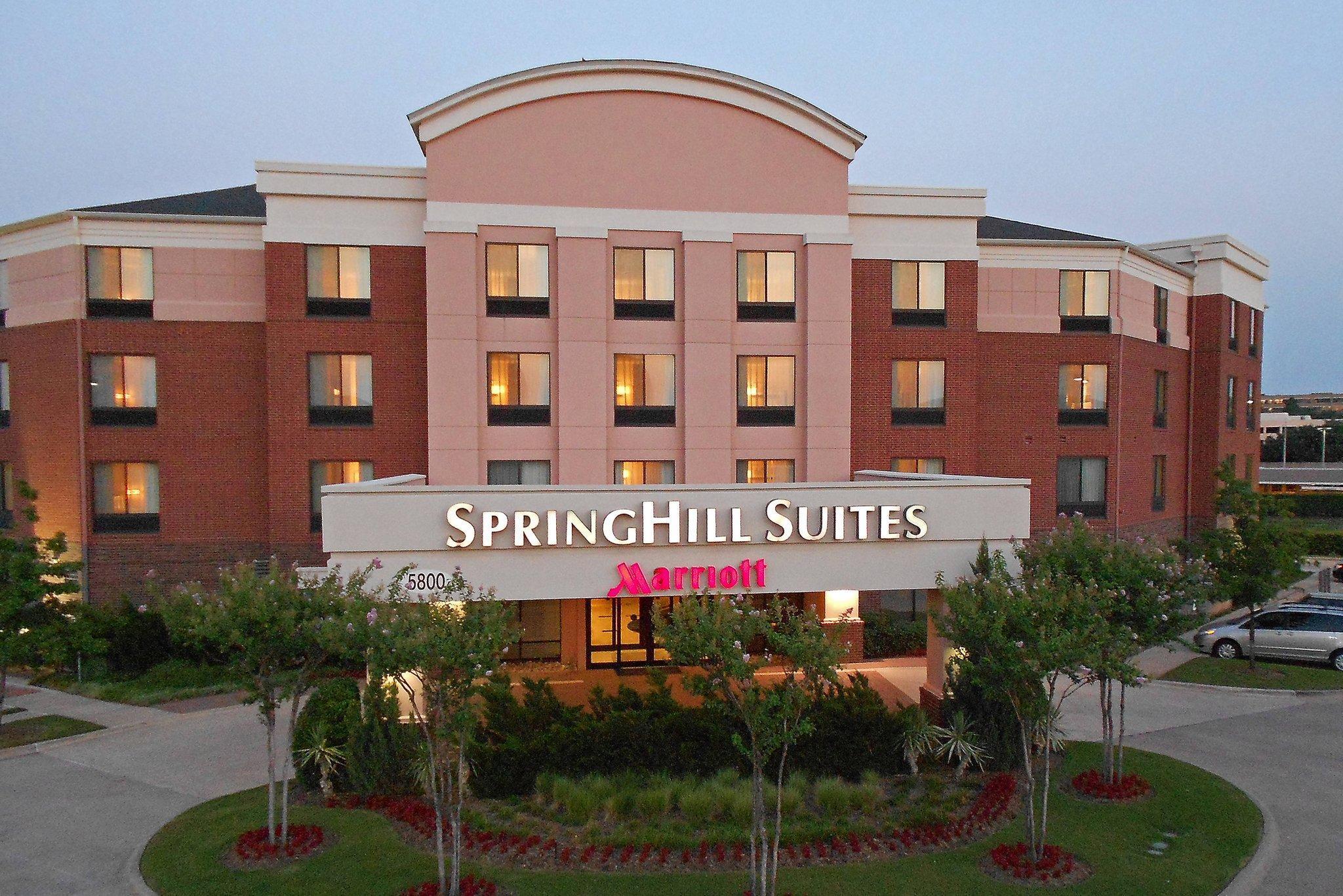 SpringHill Suites Dallas DFW Airport East Las Colinas Irving
