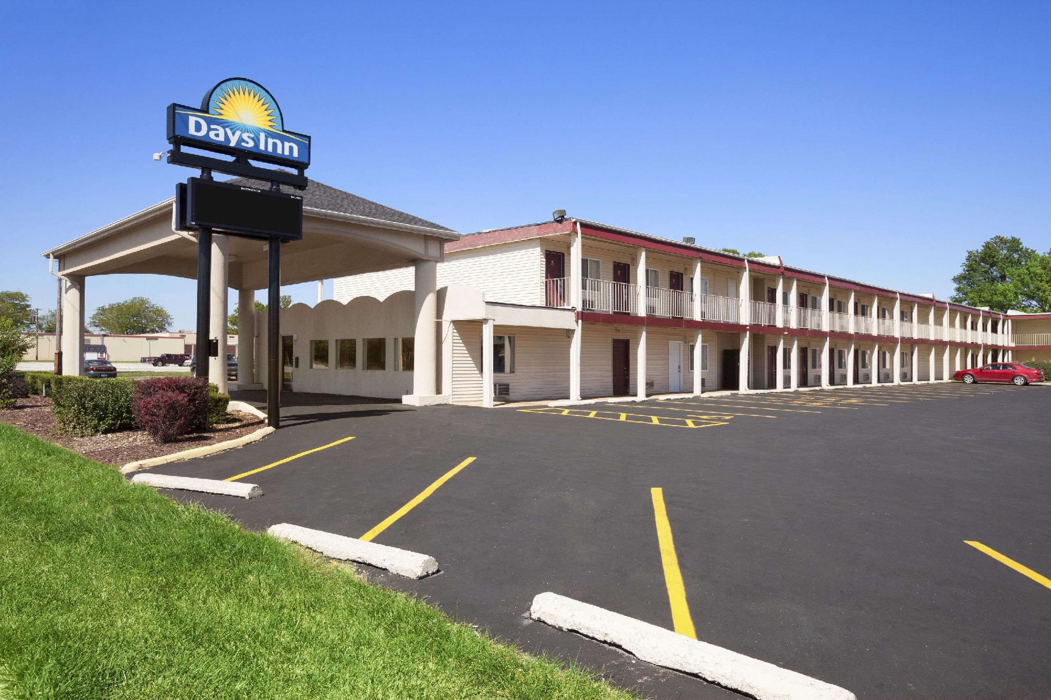 Days Inn By Wyndham Champaign Urbana