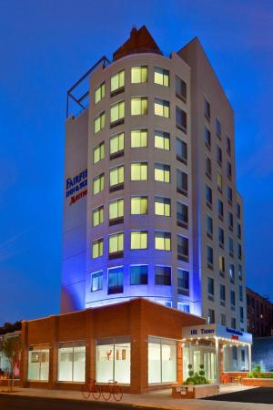 Fairfield Inn & Suites New York Brooklyn New York