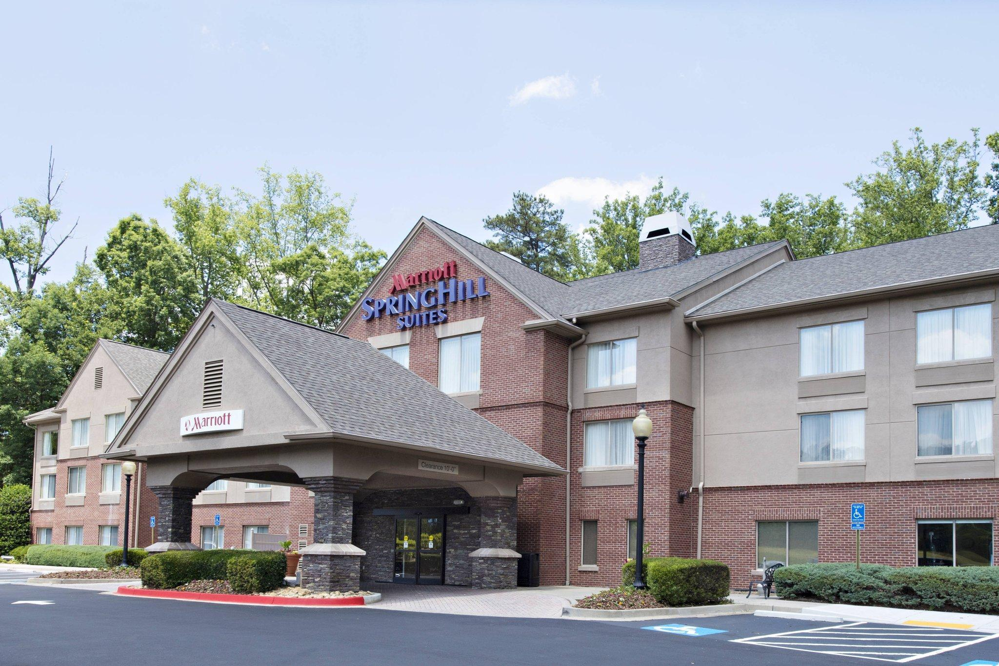SpringHill Suites Atlanta Alpharetta