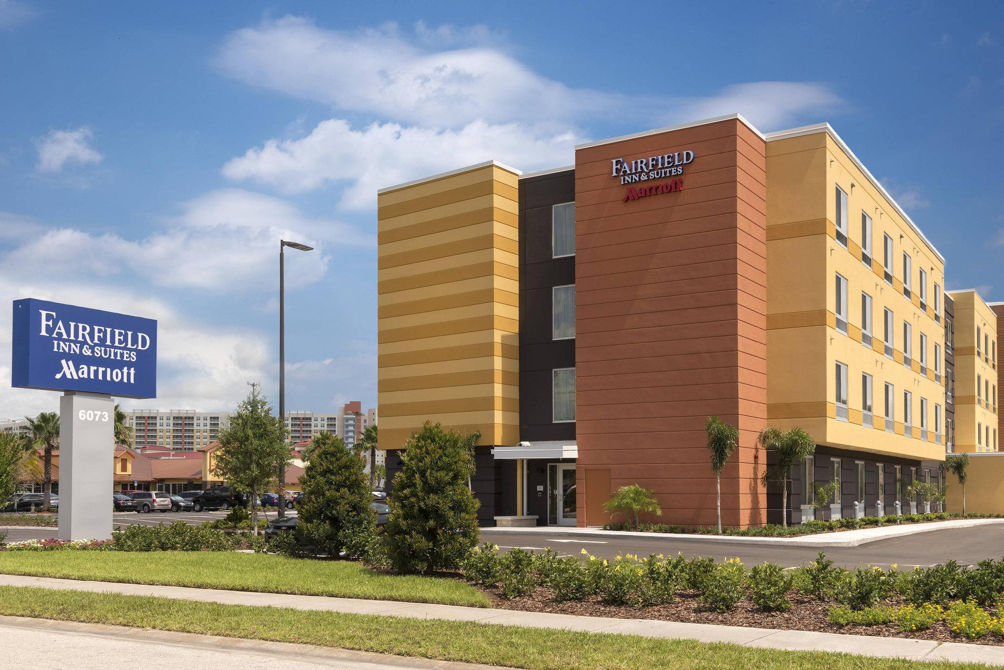 Fairfield Inn And Suites Orlando Kissimmee Celebration