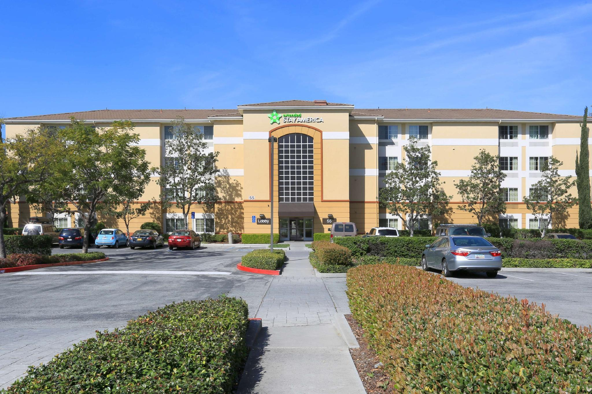Extended Stay America San Jose Airport