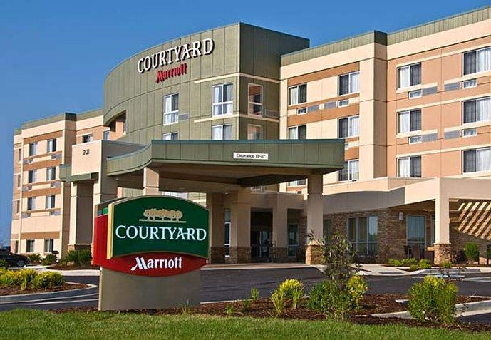 Courtyard Cincinnati Midtown Rookwood