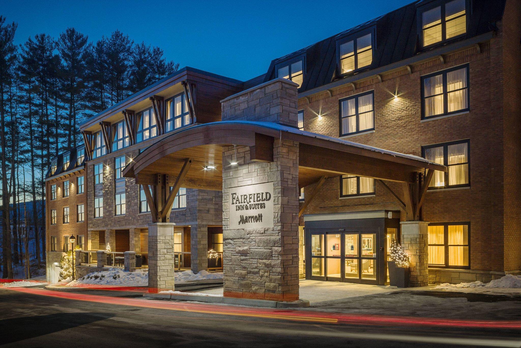 Fairfield Inn And Suites Waterbury Stowe