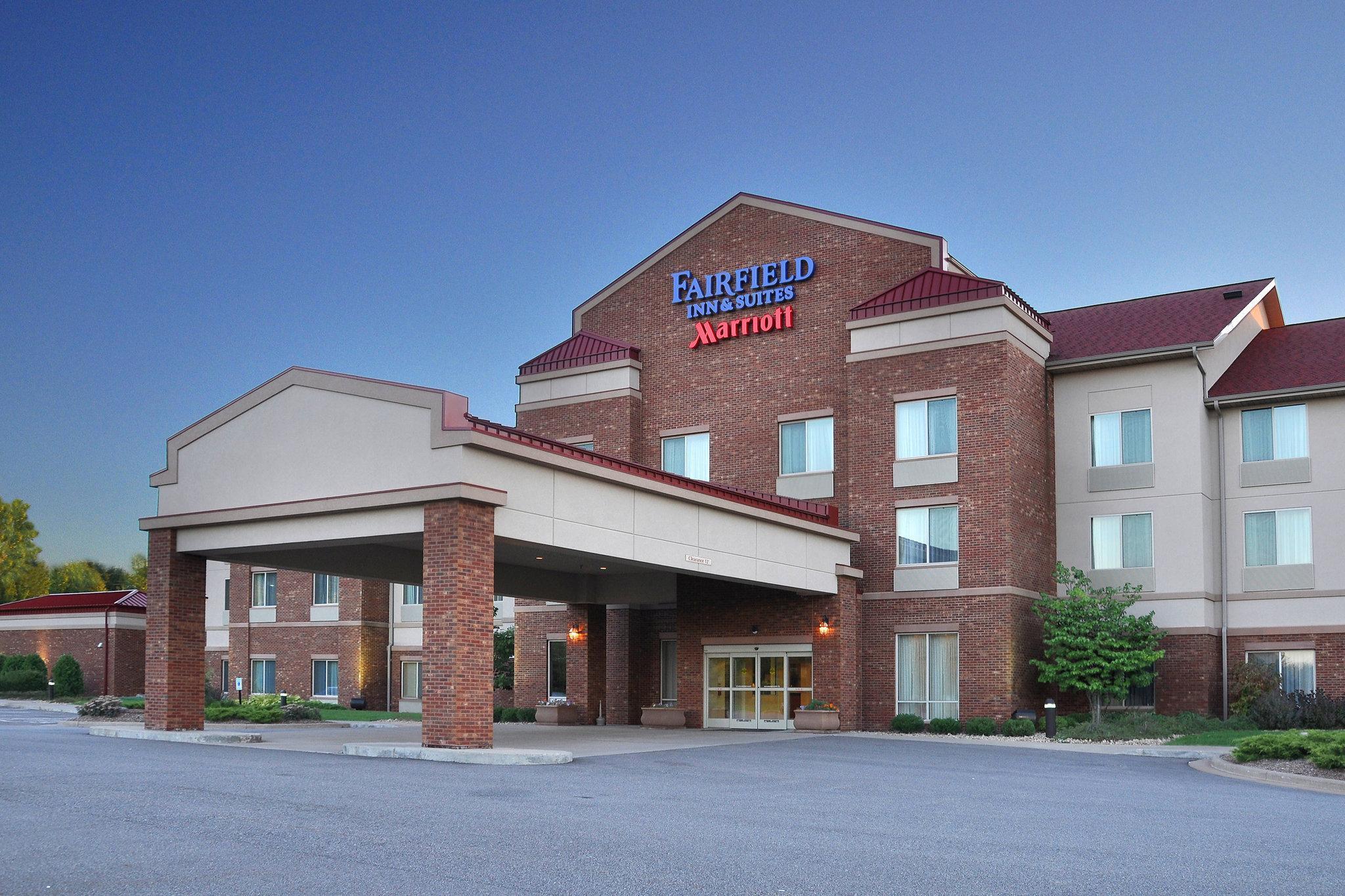 Fairfield Inn And Suites Wausau