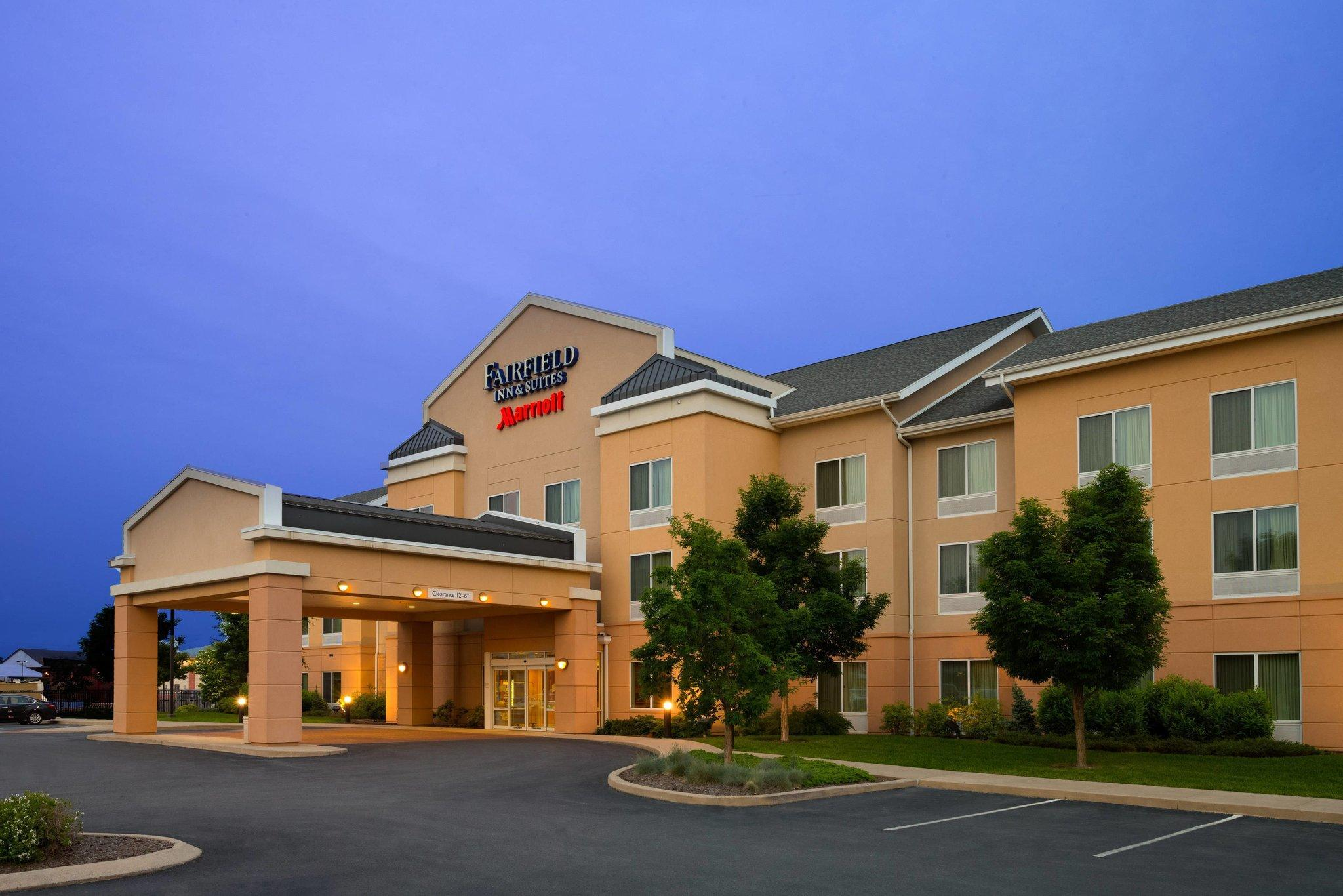Fairfield Inn And Suites Lock Haven