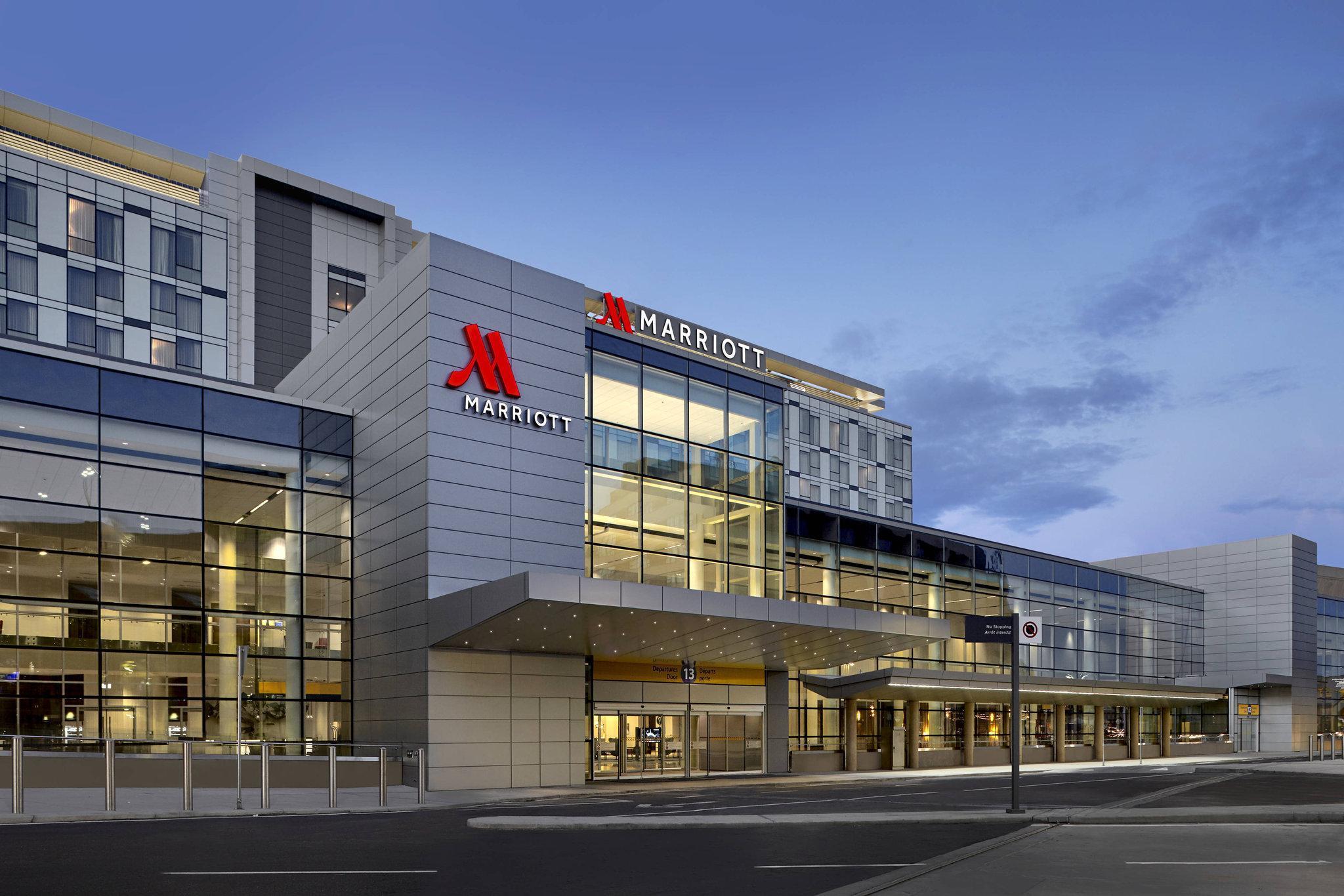 Calgary Airport Marriott In Terminal Hotel