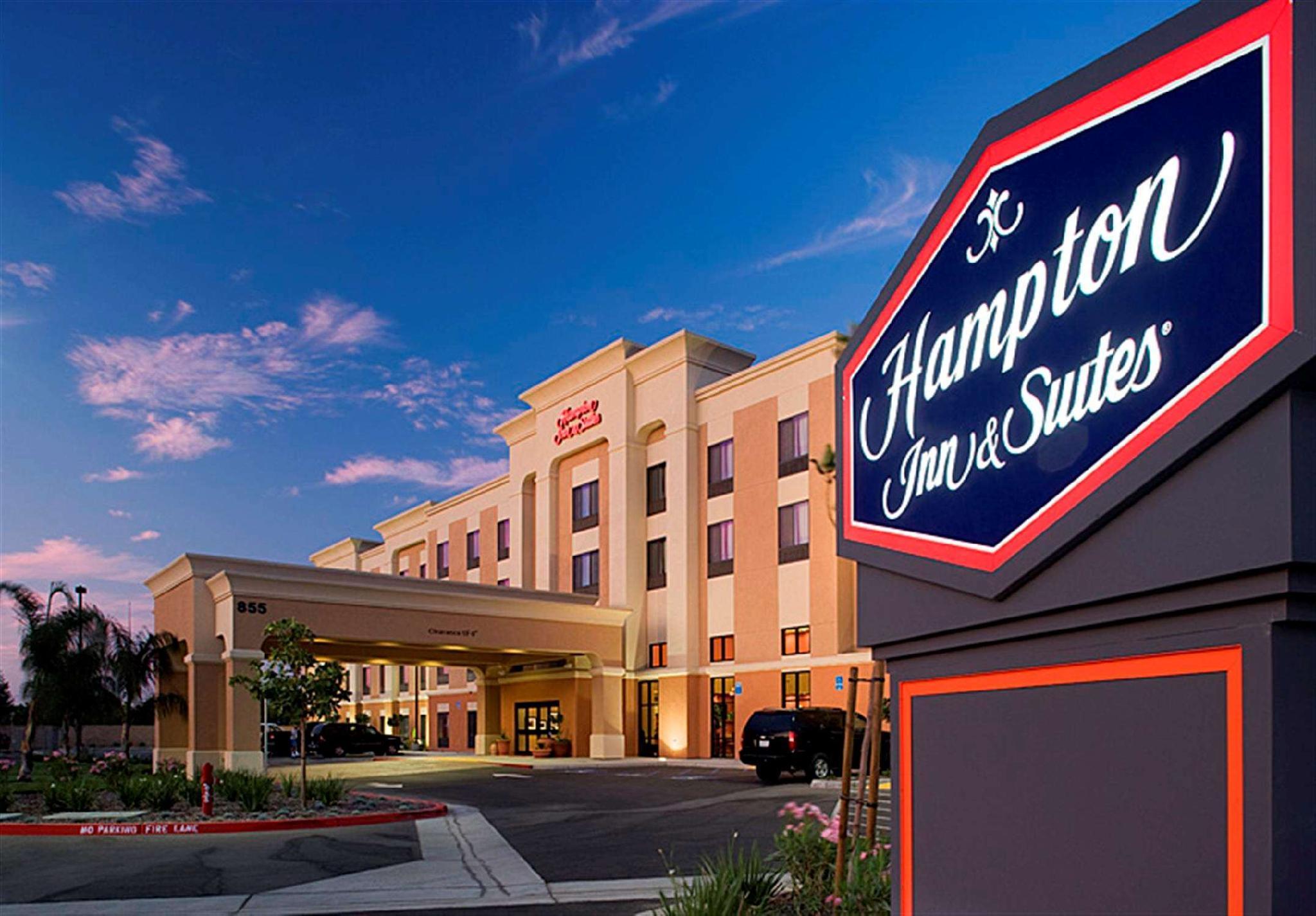 Hampton Inn And Suites Clovis Airport North
