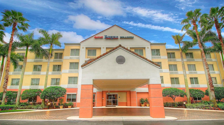 Fairfield Inn And Suites West Palm Beach Jupiter