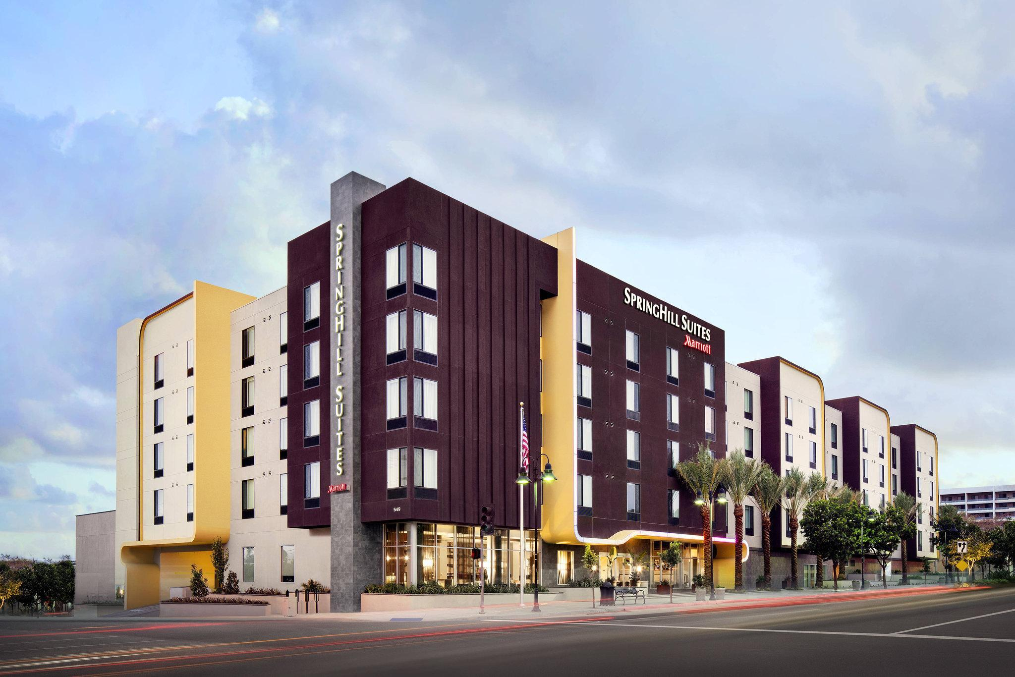 SpringHill Suites Los Angeles Burbank Downtown