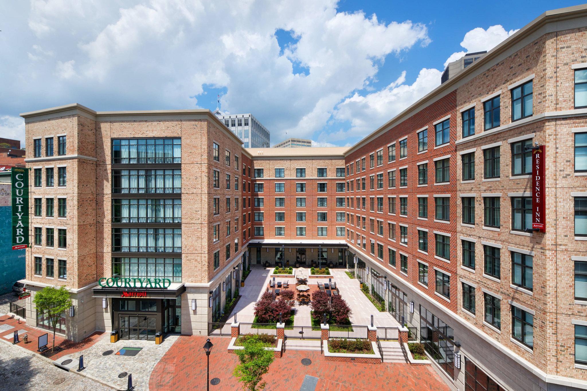 Courtyard Richmond Downtown