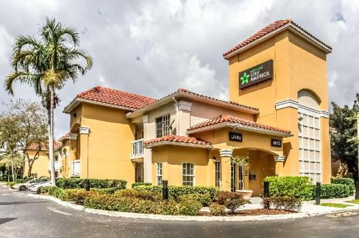 Extended Stay America Miami Airport Blue Lagoon