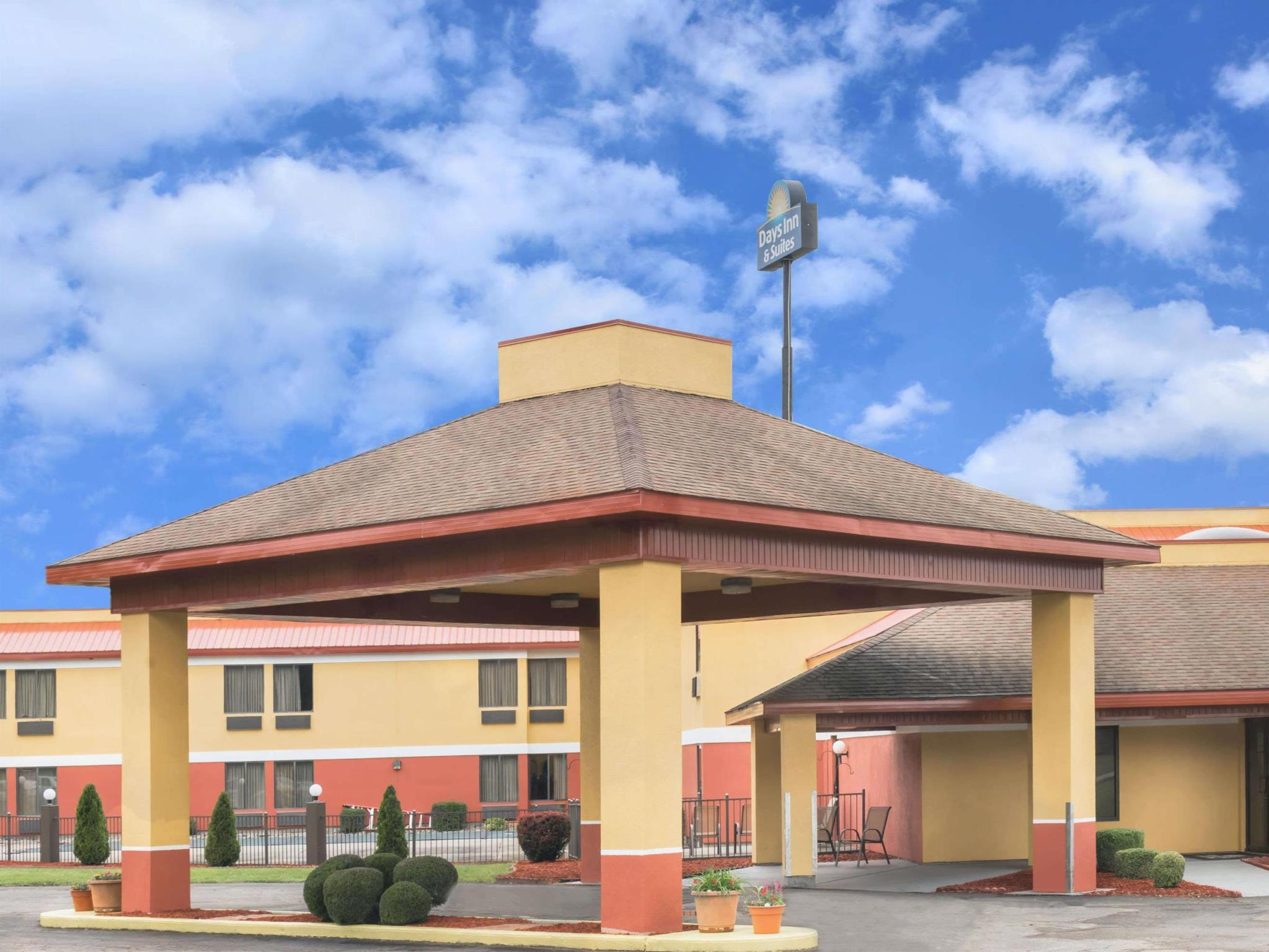 Days Inn And Suites By Wyndham Casey