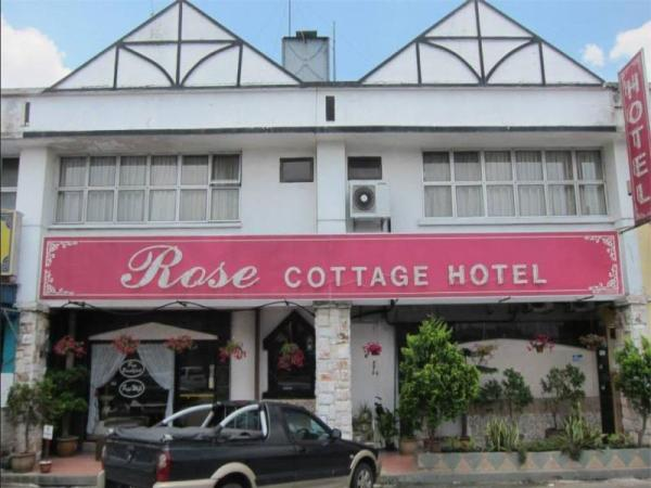 Rose Cottage Hotel Taman Universiti Johor Bahru