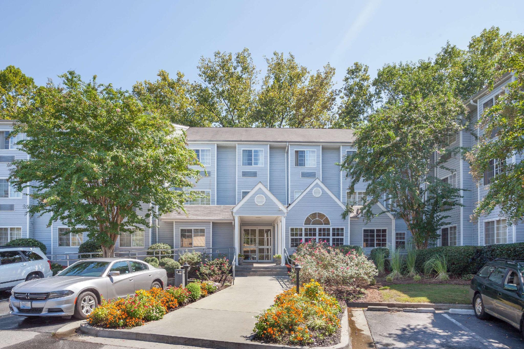 Microtel Inn And Suites By Wyndham Atlanta Buckhead Area