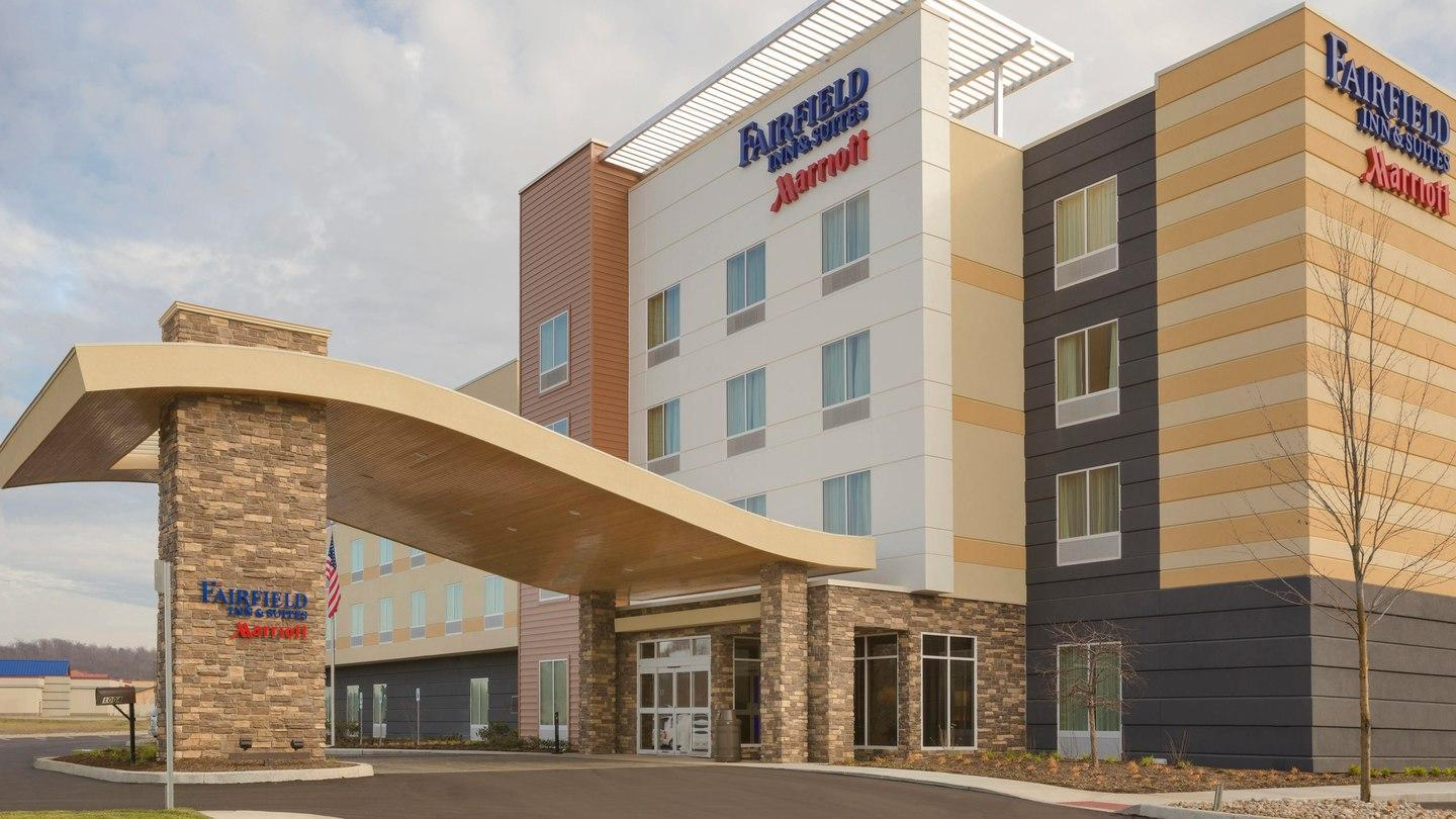 Fairfield Inn And Suites Pittsburgh Airport Robinson Township
