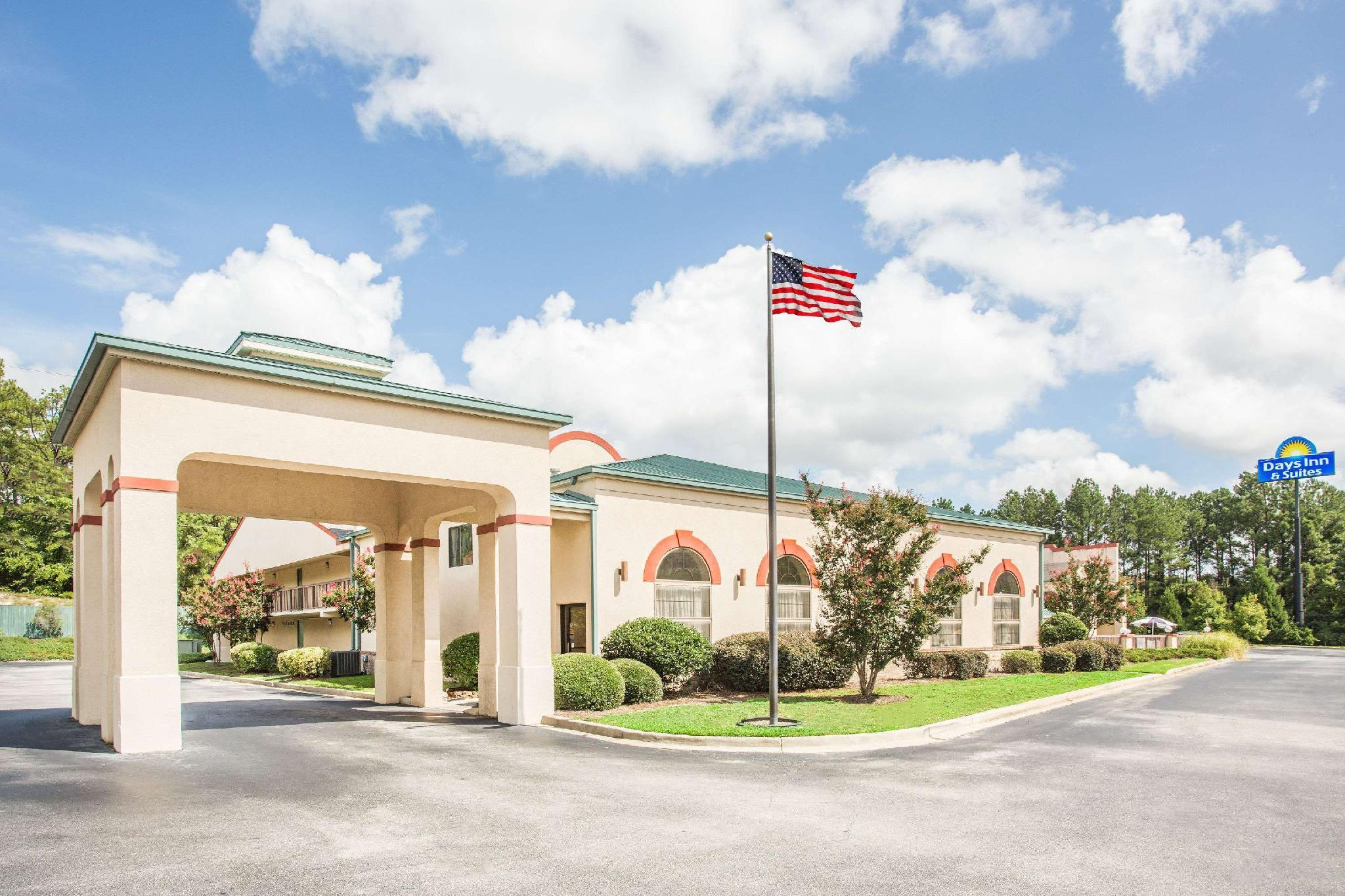 Days Inn And Suites By Wyndham Columbia Airport