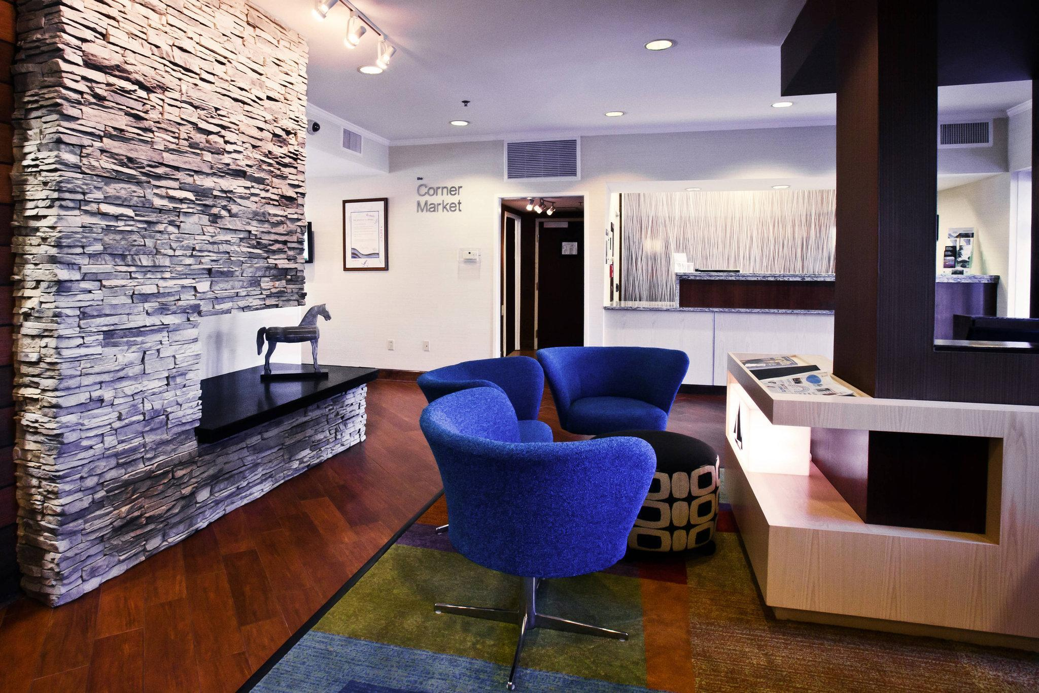 Fairfield Inn And Suites Savannah Airport