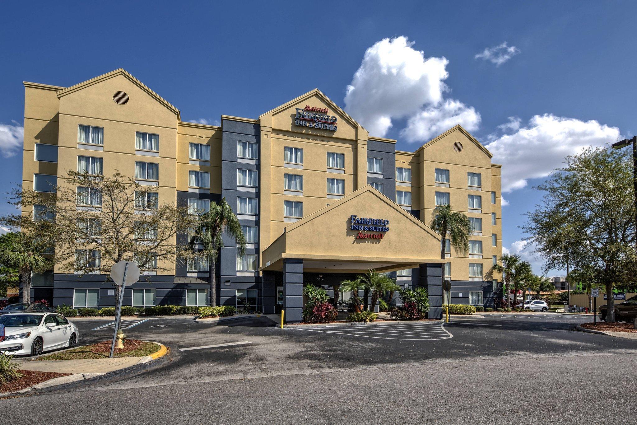 Fairfield Inn And Suites Orlando Near Universal Orlando Resort