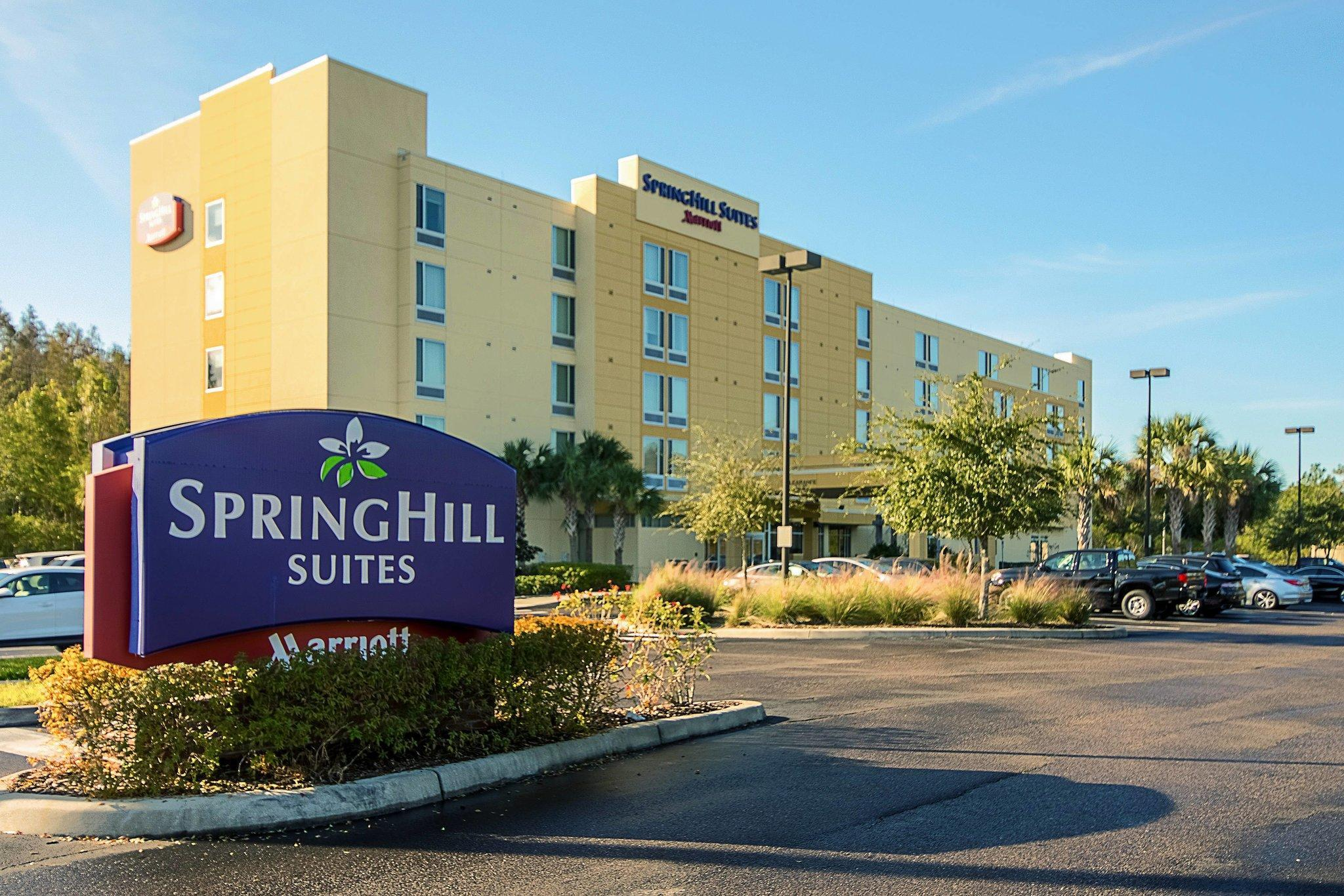 SpringHill Suites Tampa North I 75 Tampa Palms