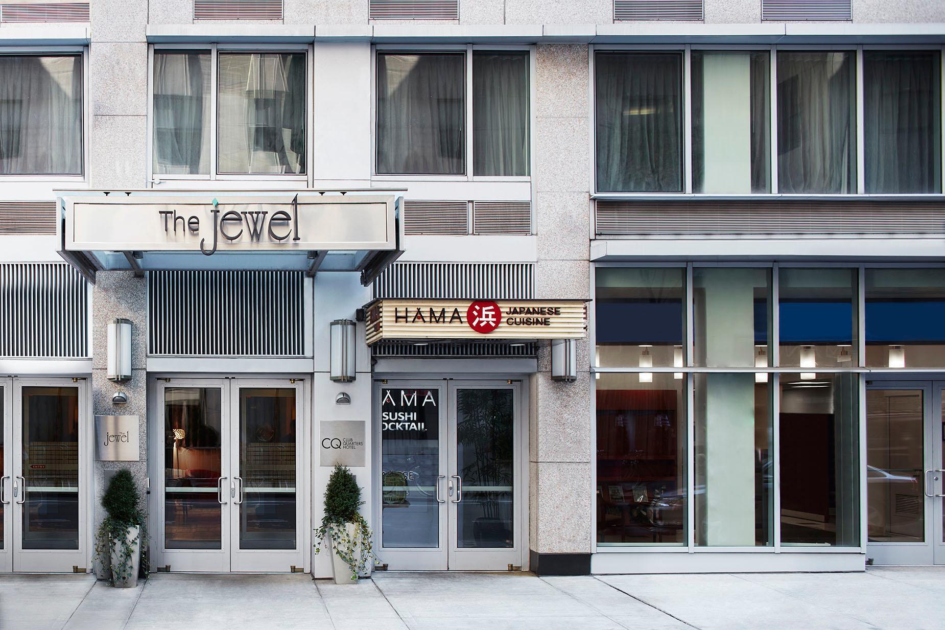 The Jewel a Club Quarters Hotel Opposite Rockefeller Center