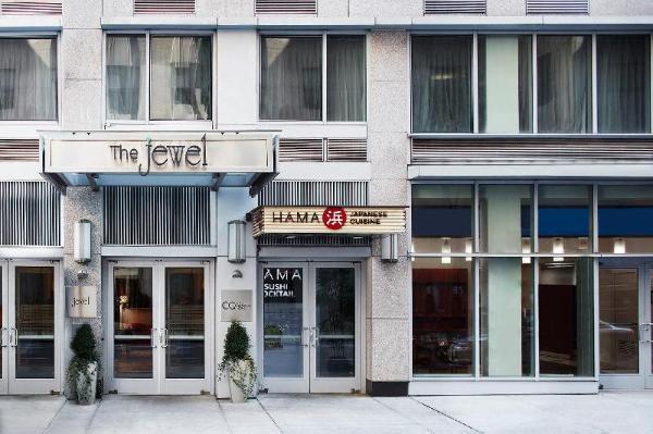 The Jewel a Club Quarters Hotel Opposite Rockefeller Center New York