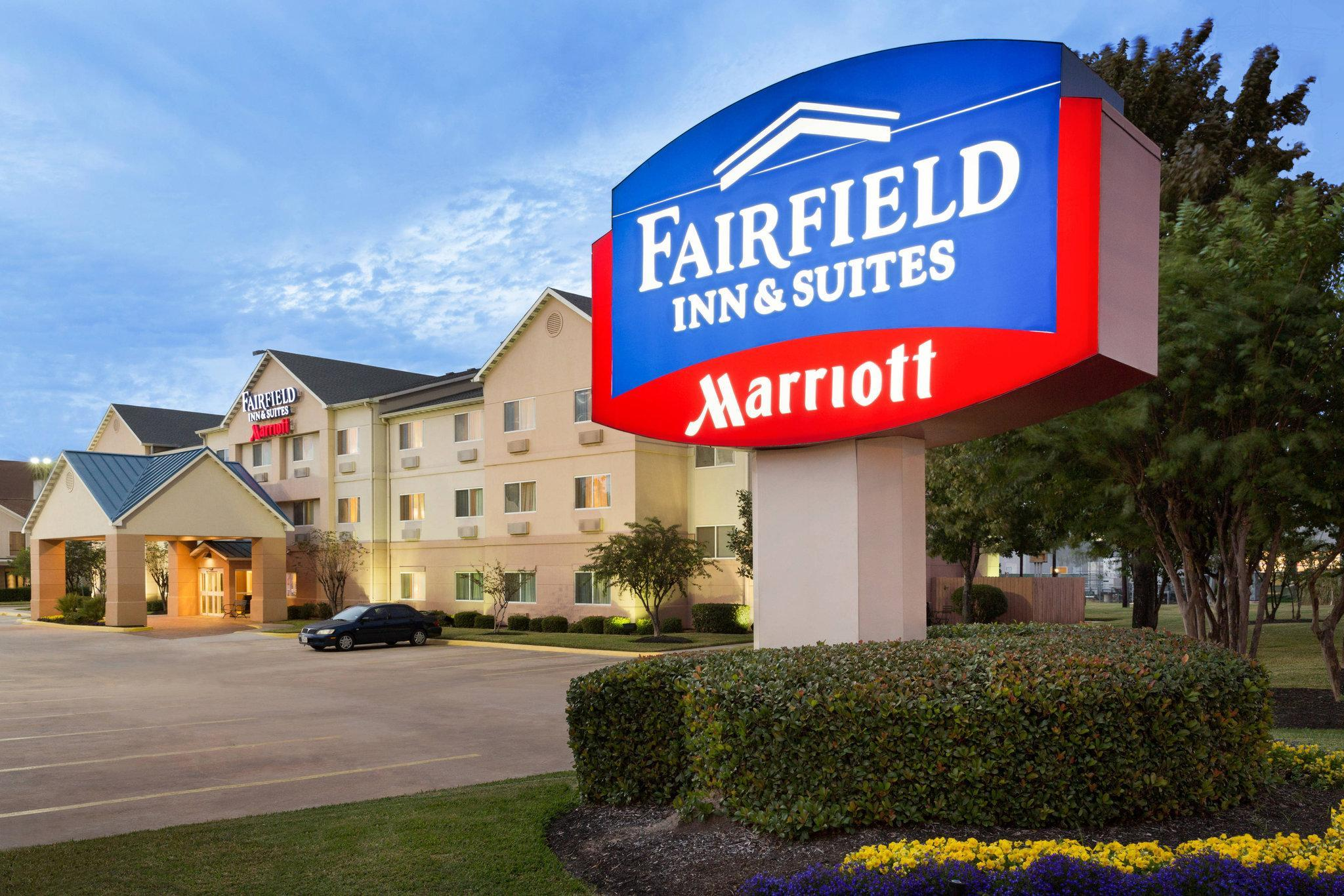 Fairfield By Marriott Inn And Suites Houston North Cypress Station