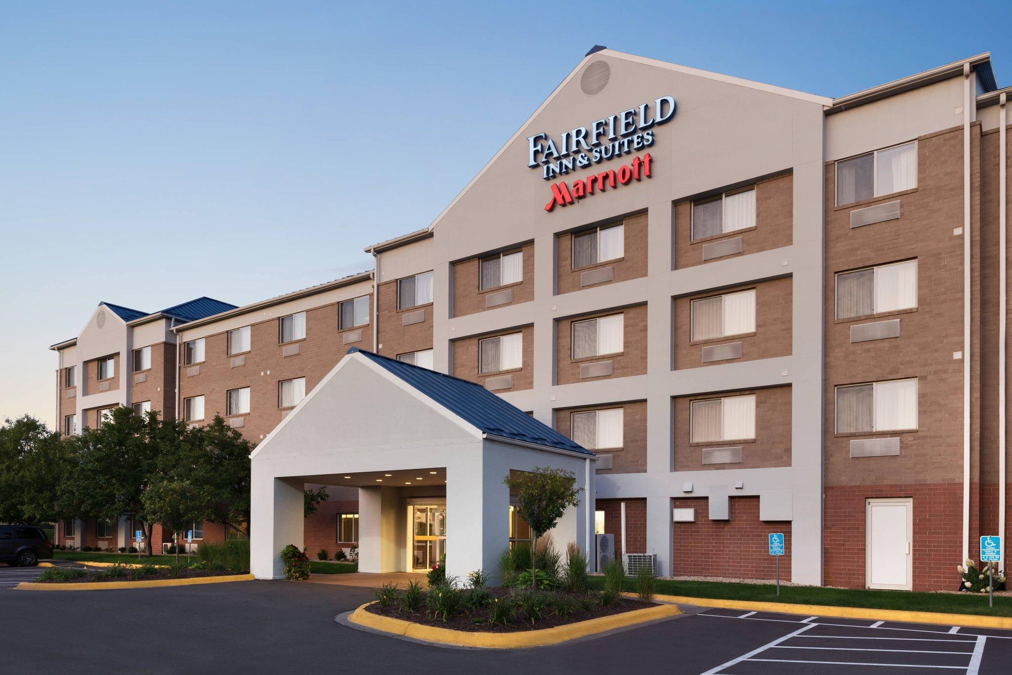 Fairfield Inn & Suites Minneapolis Bloomington Mall Of America