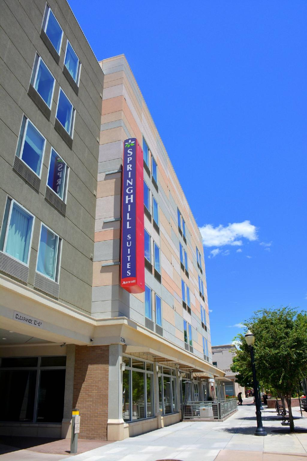 SpringHill Suites Grand Junction Downtown Historic Main Street