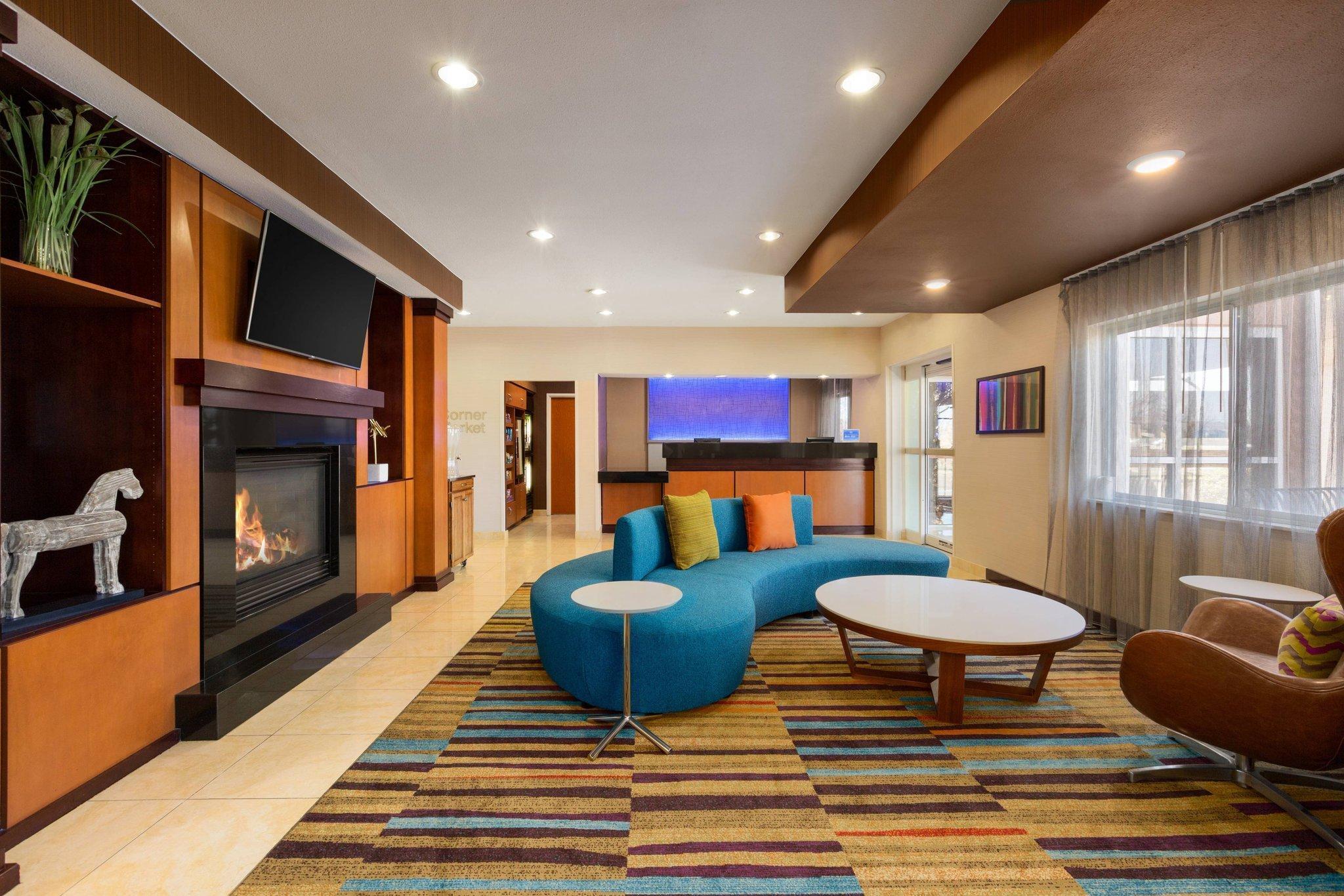 Fairfield Inn & Suites Amarillo West Medical Center
