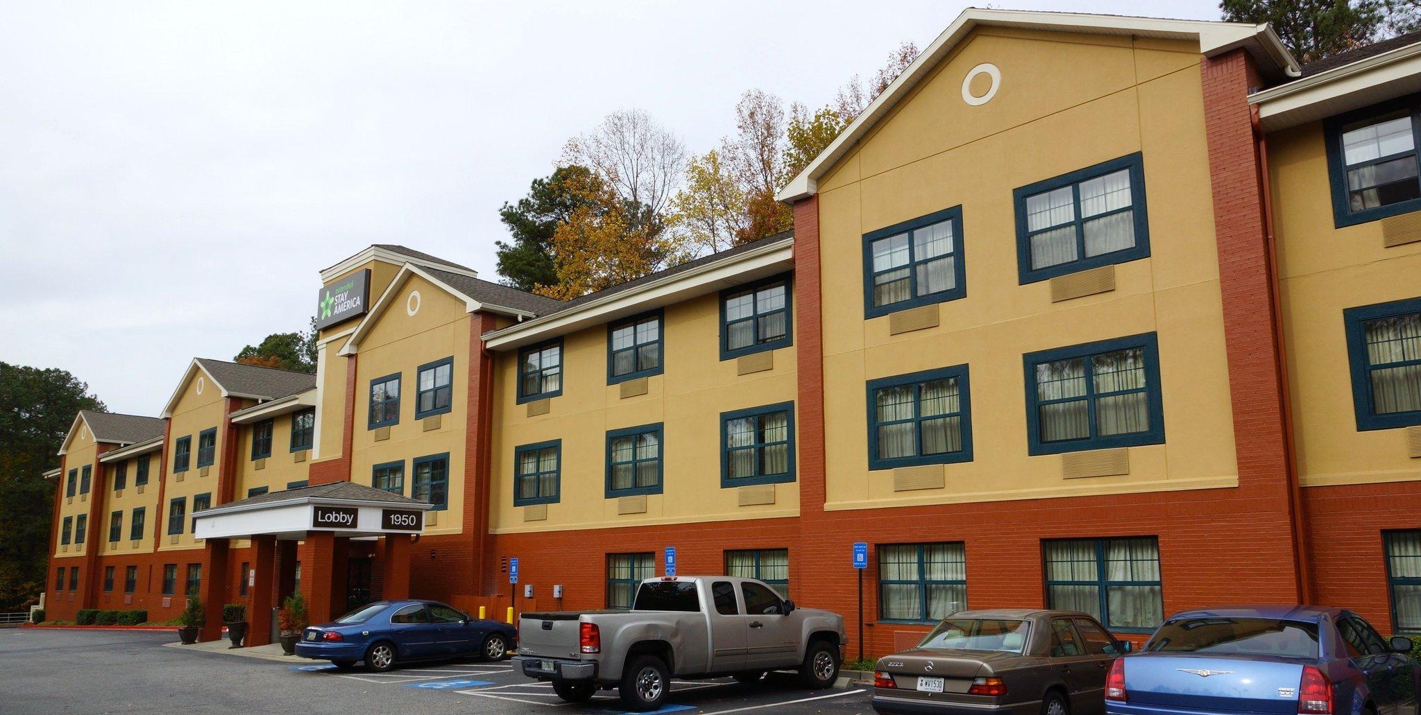 Extended Stay America Atlanta Alpharetta Rock Mill Rd