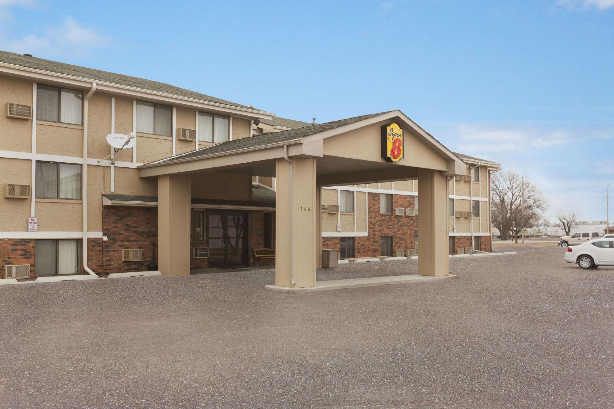 Super 8 By Wyndham Sioux Falls Near Convention Center