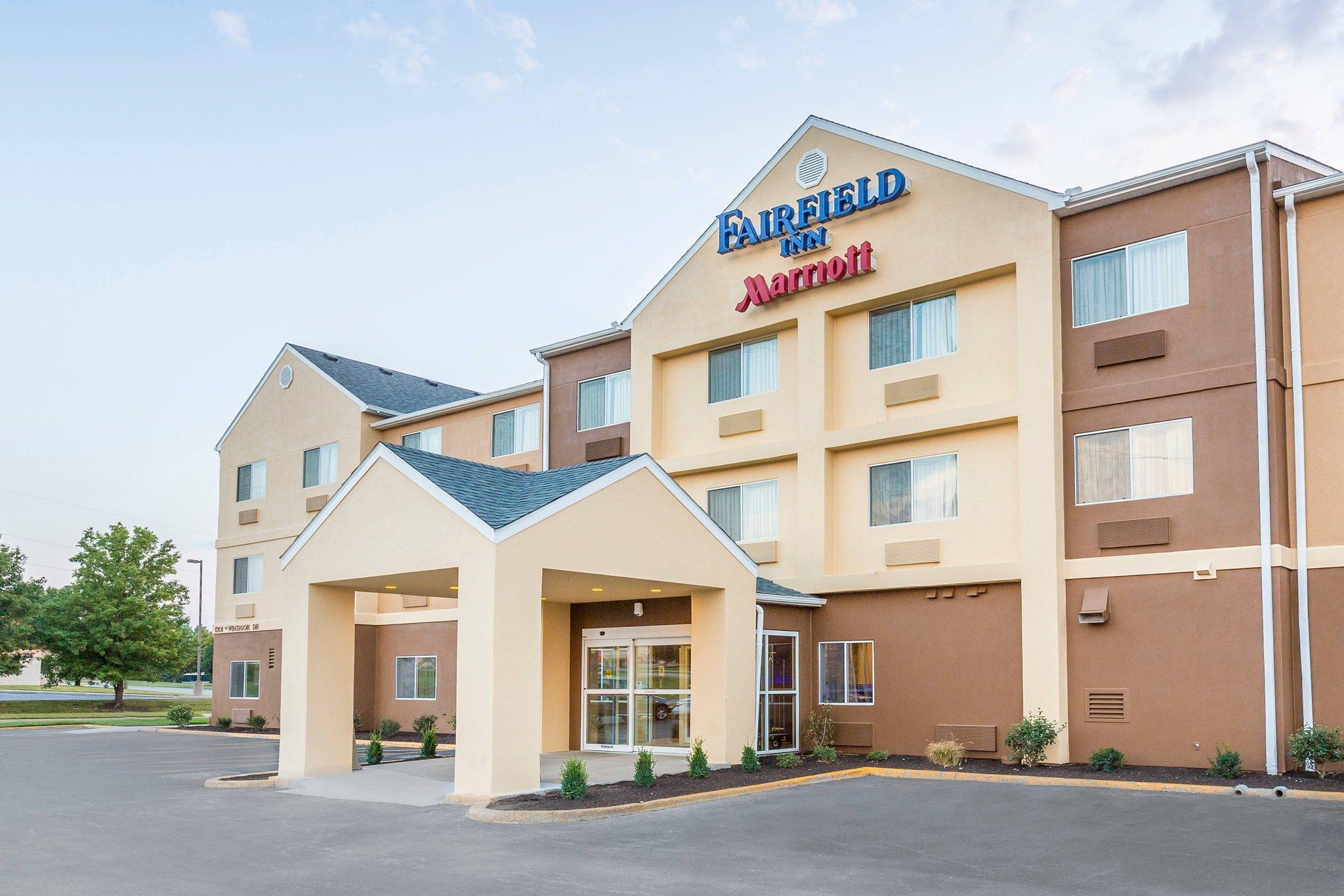Fairfield Inn And Suites Kansas City Lee's Summit