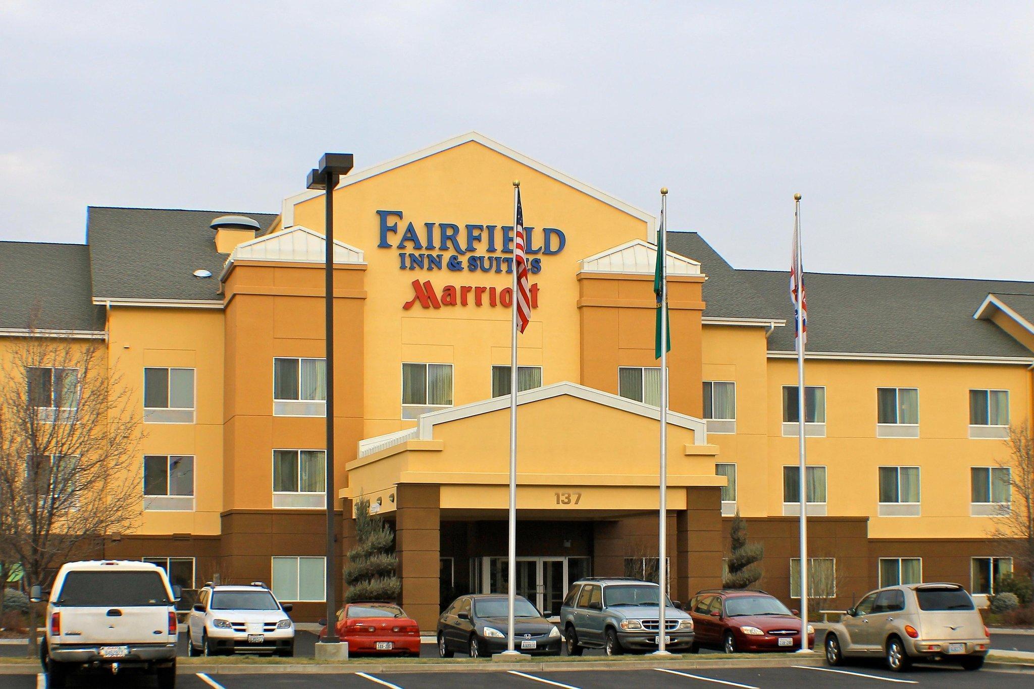 Fairfield Inn And Suites Yakima